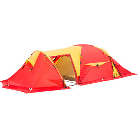 Helsport Svalbard High Camp 3 Tente, red/yellow